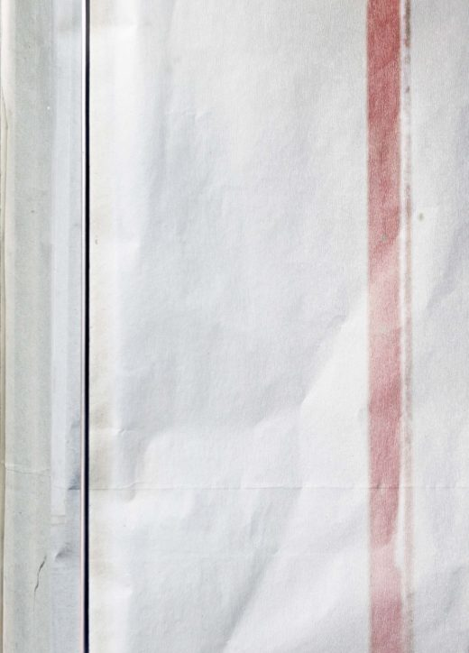 Lines, 2015. C-Print. 83 x 66,1 cm