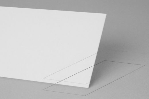 New Work 1, 2015. Pigment-print on Aludibond. 120 x 80 cm
