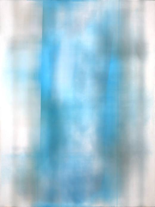 Sin título, #11LL, 2016. Acrílico sobre lienzo. 200x150 cm.