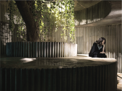 Soluçoes inventadas / Solutions invented (Lina Bo Bardi - A Marvellous Entanglement) 2019. Endura Ultra photograph. 180 x 240 x 7,5 cm. Ed. 6/6 + AP
